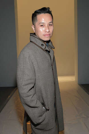 NEW YORK, NY - FEBRUARY 07:  Designer Phillip Lim attends the Richard Chai Love & Richard Chai Men's Fall 2013 fashion show during Mercedes-Benz Fashion Week at The Stage at Lincoln Center on February 7, 2013 in New York City.  (Photo by Mike Coppola/Getty Images for Mercedes-Benz Fashion Week) Photo: Mike Coppola, Wire Photos / 2013 Getty Images