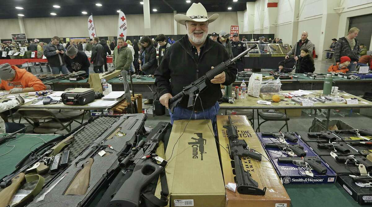 The 'gun show loophole' The White House says