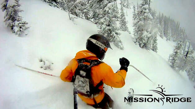 5. Mission Ridge Ski Area, Wash. Score: 76 percent. Grade: B. Photo: Mission Ridge Ski Area