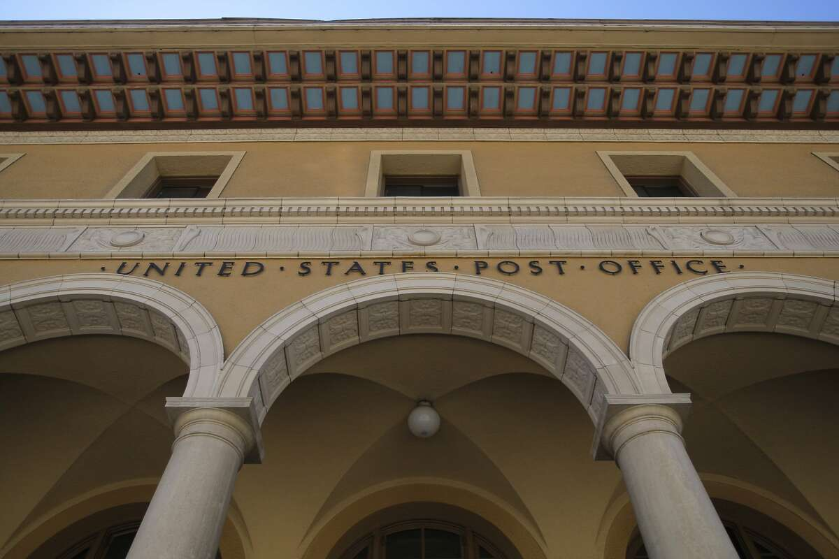 The United States Post Office in Berkeley, Calif. is seen on Tuesday, August 7, 2012.