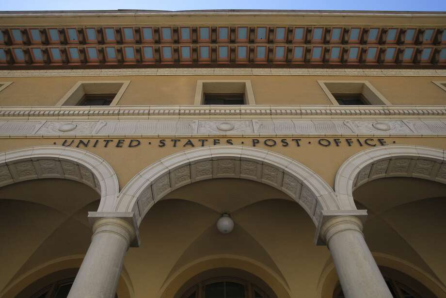The United States Post Office in Berkeley, Calif. is seen on Tuesday, August 7, 2012. Photo: Megan Farmer, The Chronicle