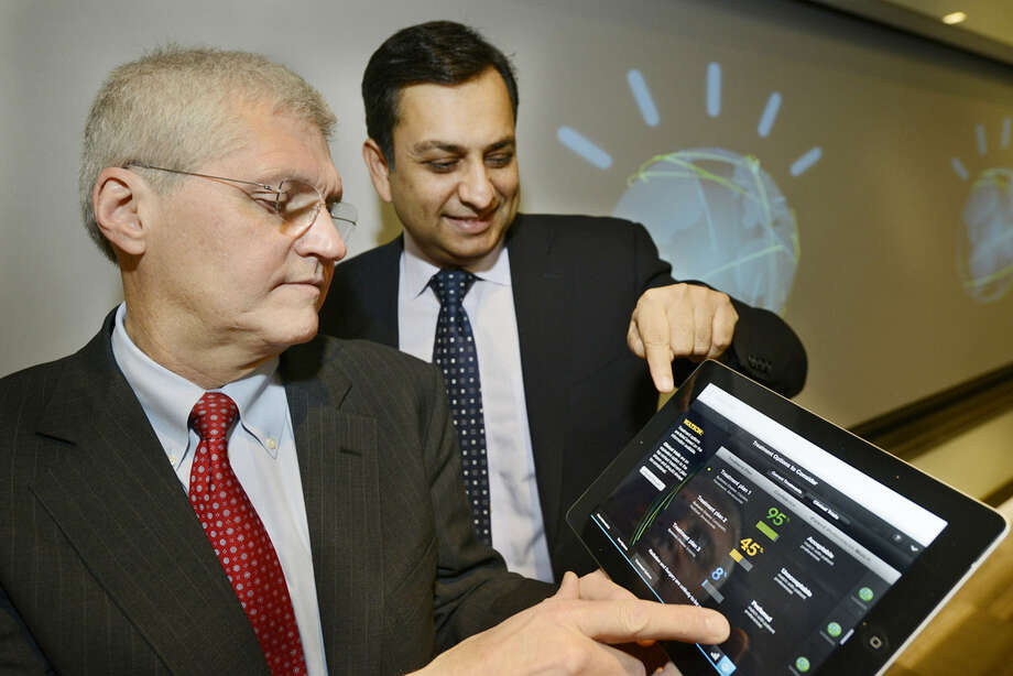 The Watson supercomputer, which helps in diagnosing and managing claims, is offered commercially to doctors and health insurance companies, IBM says. Photo: Jon Simon / Associated Press