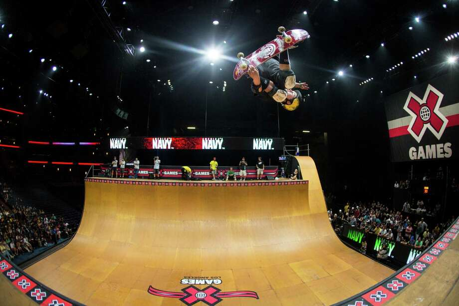 Los Angeles hosted the X-Games from 2003-2011. Photo: Christian Pondella, Getty Images / 2012 Christian Pondella