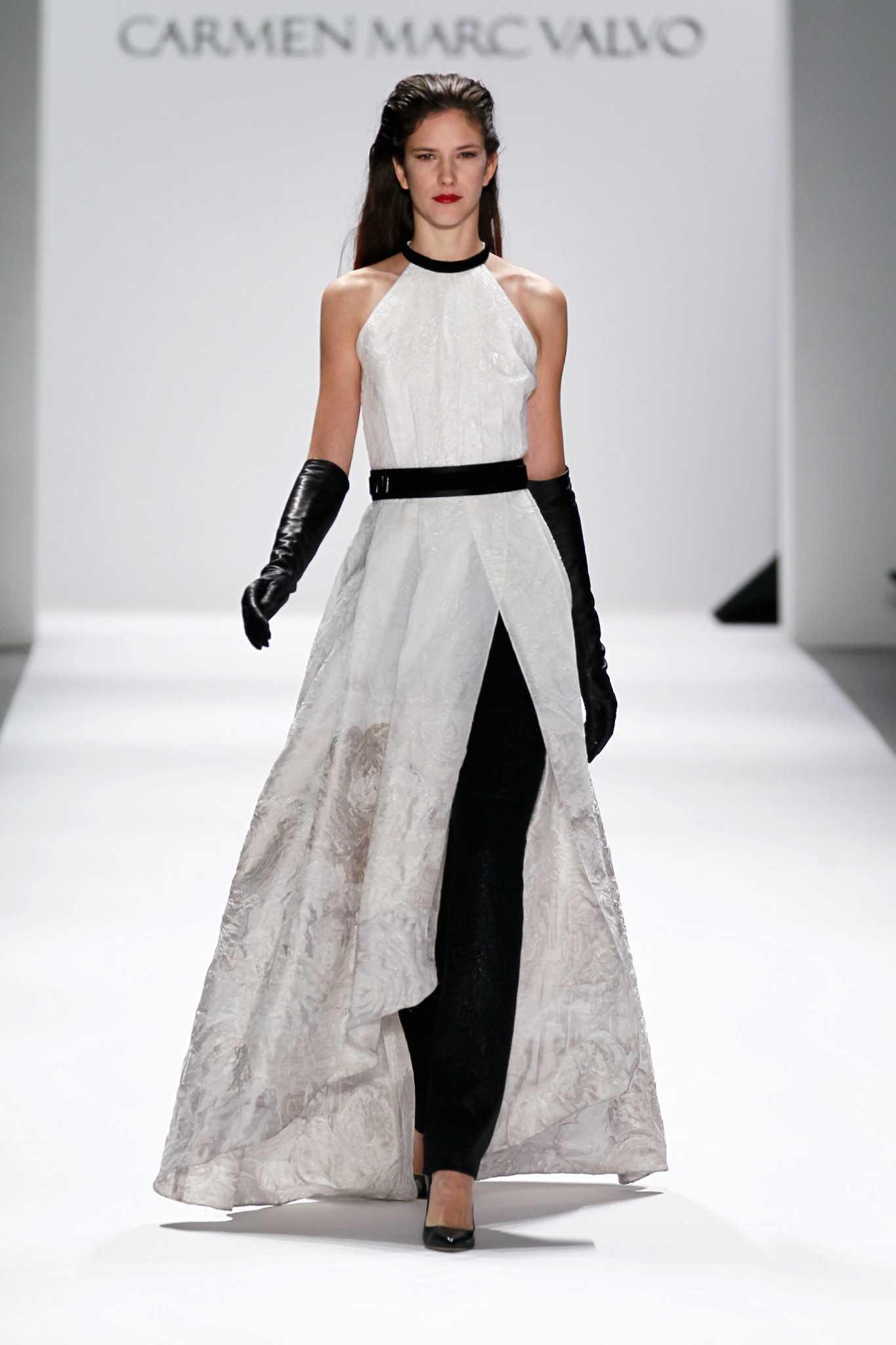Ny fashion week friday san antonio express news Fashion style via antonio panizzi