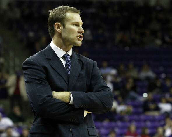 Iowa State coach Fred Hoiberg has the Cyclones in contention in the Big 12 despite not having the kind of elite talent found elsewhere in the conference. Photo: Ray Carlin / Fort Worth Star-Telegram