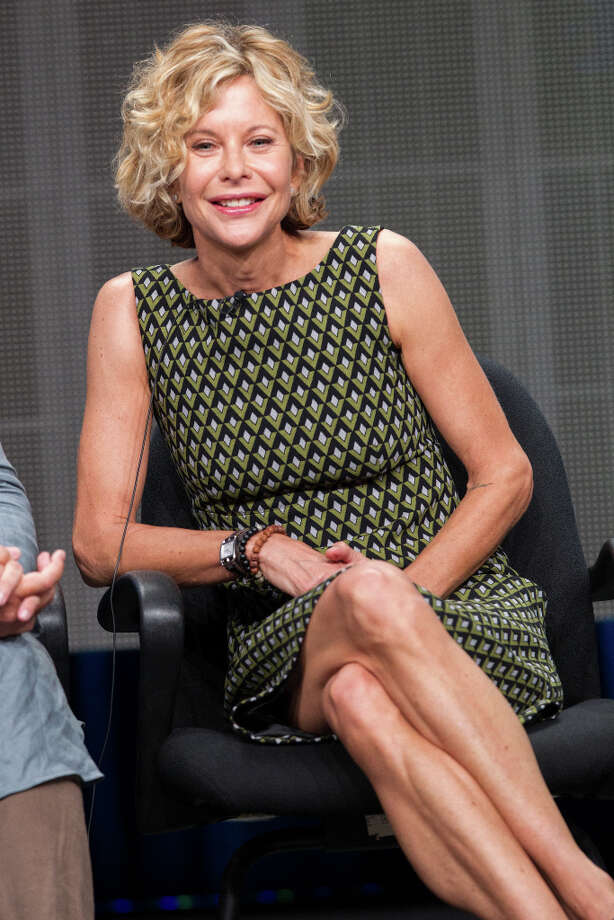 Meg Ryan, 2012. Photo: Paul A. Hebert, FilmMagic / 2012 Paul A. Hebert