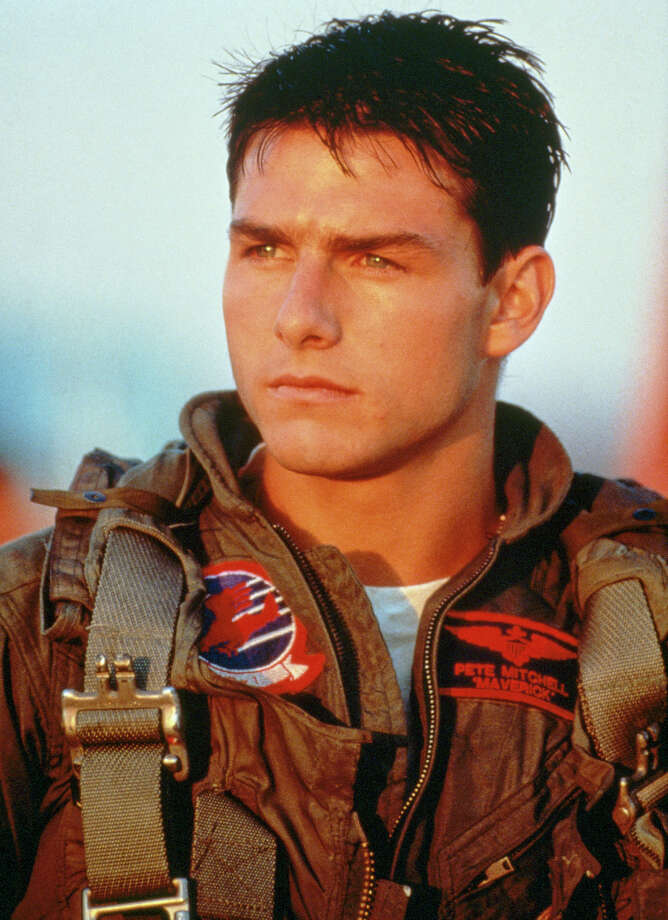 Ready to see this gaze again and again in 3D and on IMAX? Of course you are. ''Top Gun's'' theatrical re-release comes shortly before the 3D Blu-ray debut later this month. Photo: Paramount Pictures, Getty Images  / 2012 Getty Images