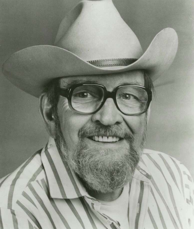 "Larry L. King - author and playwright of ""The Best Little Whorehouse in Texas,"" and ""The Night Hank Williams Died"" Photo: Martha Swope / handout"