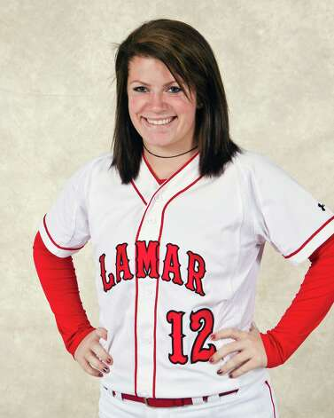 Ashley Rey Photo: Lamar Athletics / Reserved  Coby G James www.gulfcoastimage.com