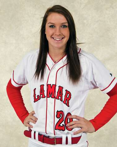 Ashley McDowell Photo: Lamar Athletics / Reserved  Coby G James www.gulfcoastimage.com