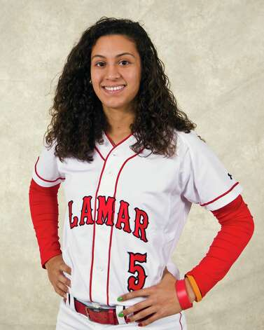 Marissa LeJune Photo: Lamar Athletics / Reserved  Coby G James www.gulfcoastimage.com