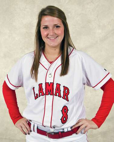 Baylie Comeaux Photo: Lamar Athletics / Reserved  Coby G James www.gulfcoastimage.com