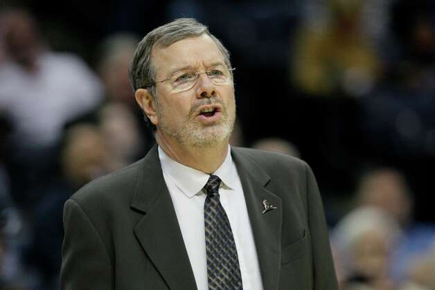 Nets coach P.J. Carlesimo shouts  during the first half against the Grizzlies in Memphis, Tenn., Friday, Jan. 25, 2013. Photo: Danny Johnston, Associated Press / AP