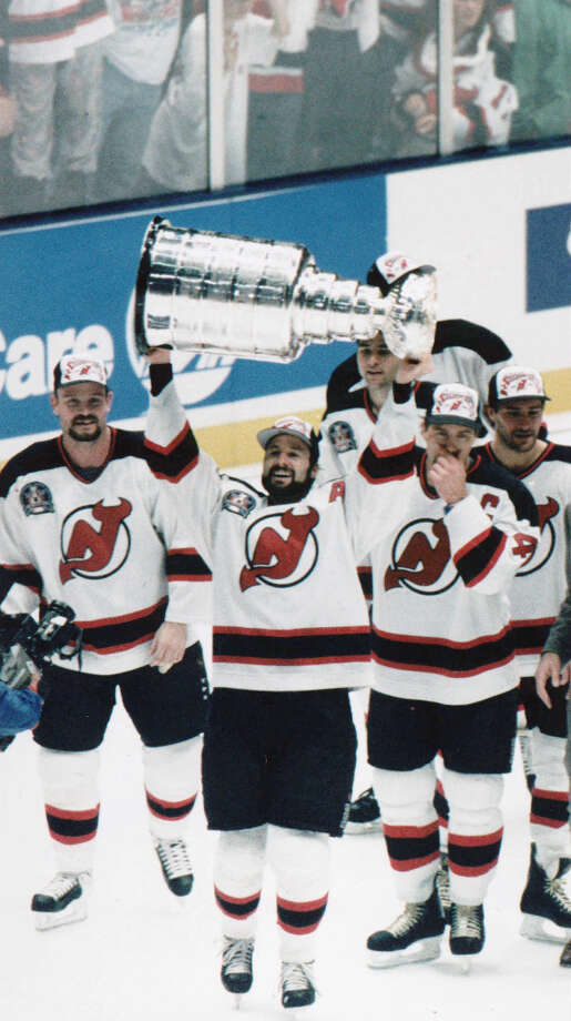 1 titles, 22 contested (NHL, NBA - the Nets left after the 2011-2012 season)The New Jersey Devils won the Stanley Cup in 2002-2003. Photo: STF, FOX / FOX