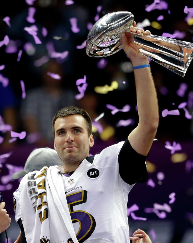 2 titles, 25 contested (NFL, MLB)The Baltimore Ravens won the Super Bowl in 2000 and 2012. Photo: Marcio Sanchez, Associated Press / AP