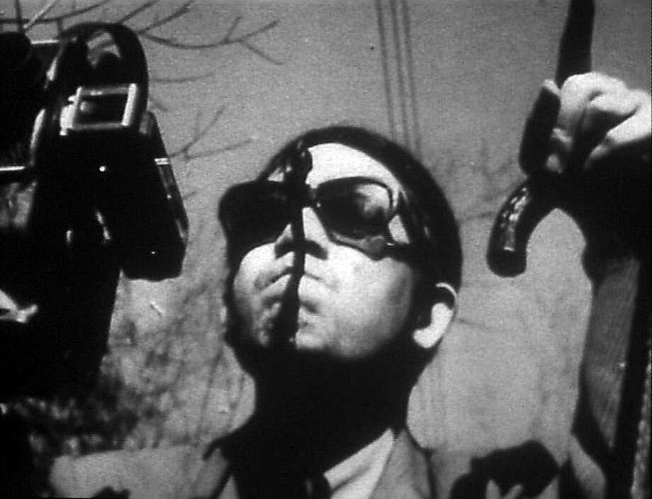 "A scene from 1964's ""Complexe,"" by Nobuhiko Obayashi. Photo: Courtesy Nobuhiko Obayashi, Yerba Buena Center For The Arts"
