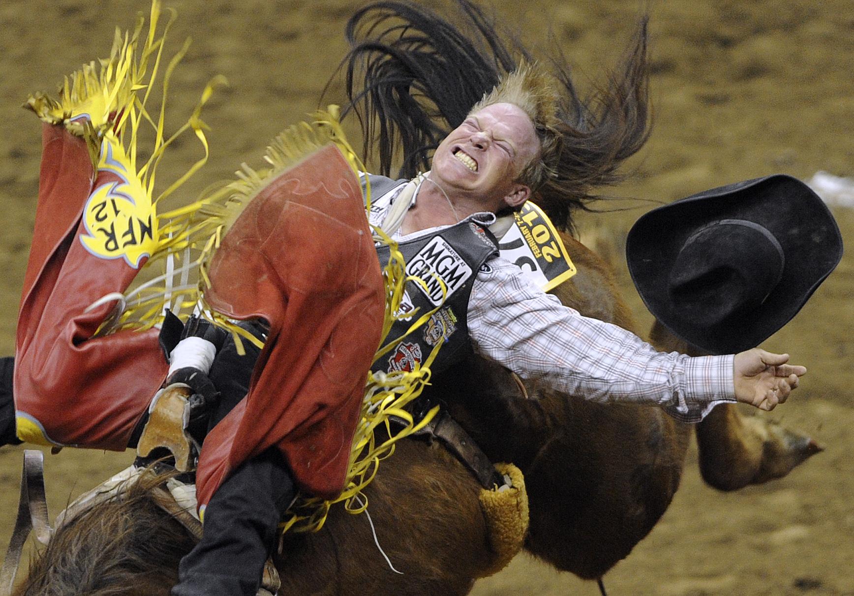 Rodeo Cowboys Pay High Price In Injuries San Antonio
