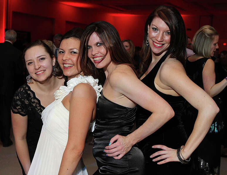 Were you Seen at the 16th Annual Bartenders' Ball, a benefit for the Domestic Violence & Rape Cris