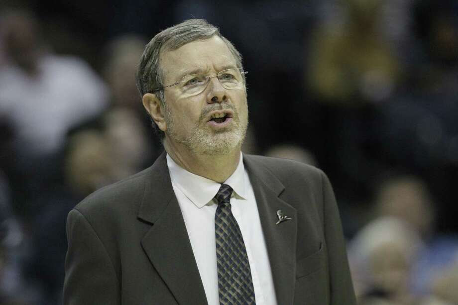 Former Spurs assistant P.J. Carlesimo took over as Nets coach for the fired Avery Johnson.