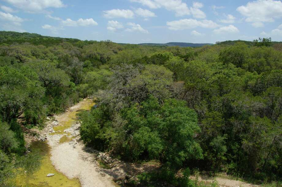 Some of the Hill Country scenery is closer than you might expect - this view is from Government Canyon State Park, inside the San Antonio city limits.  / Copyright 2013 Josh Trudell, all rights reserved