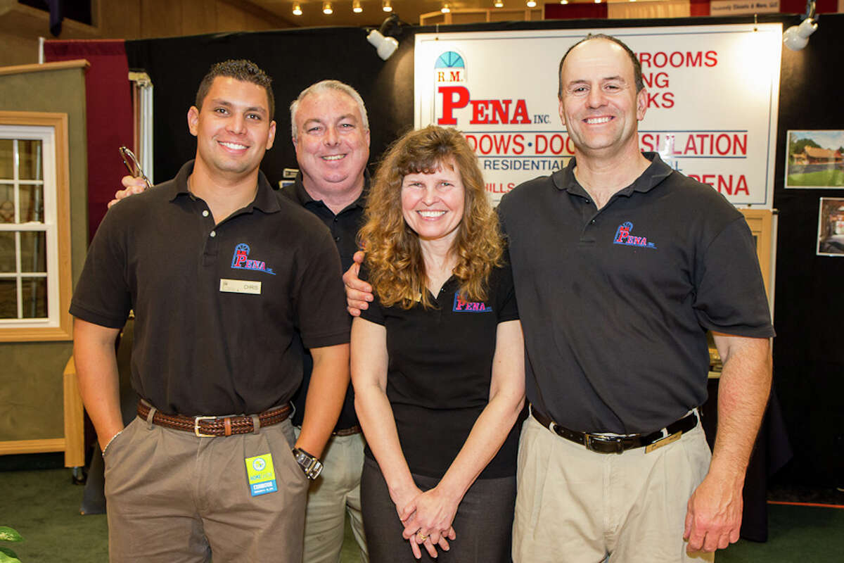 Were you Seen at the 33rd Annual Great Northeast Home Show at the Times Union Center and Empire State Plaza in Albany on Saturday, February 9, 2013?