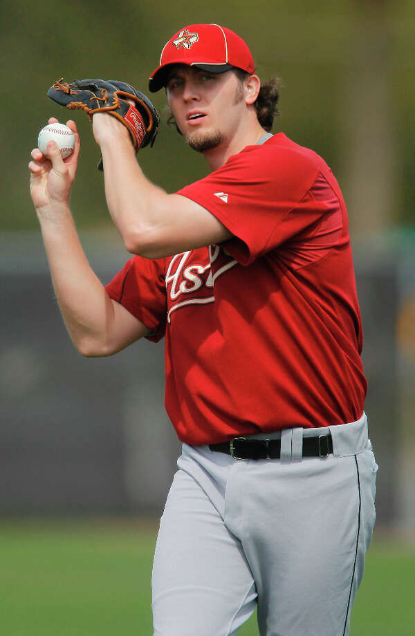 Ross Seaton (RHP)  Photo: Karen Warren / © 2012  Houston Chronicle