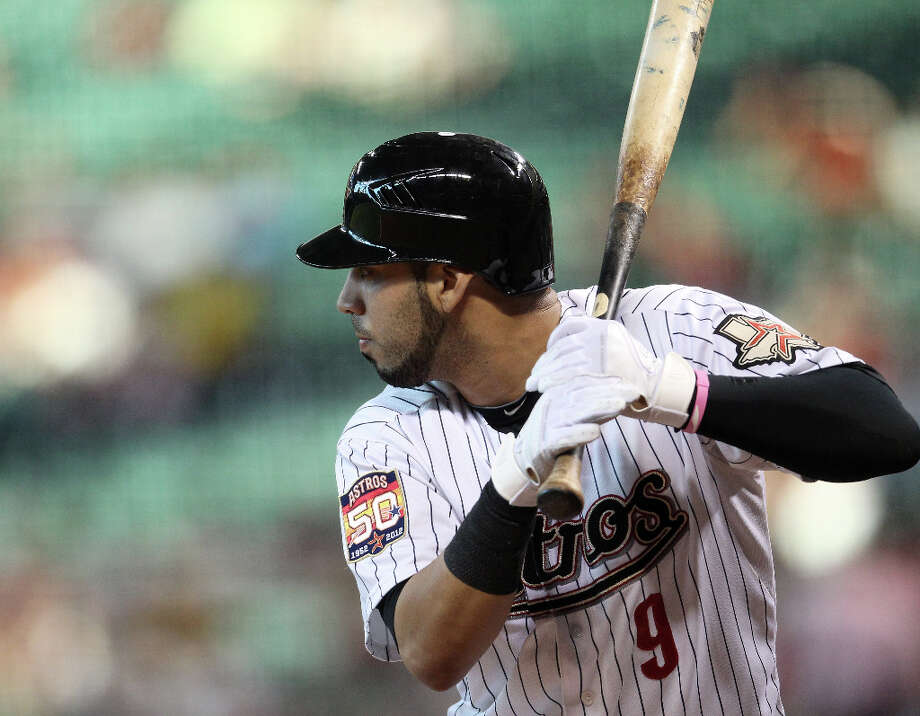 Marwin Gonzalez (SS)  Photo: Karen Warren / © 2012  Houston Chronicle