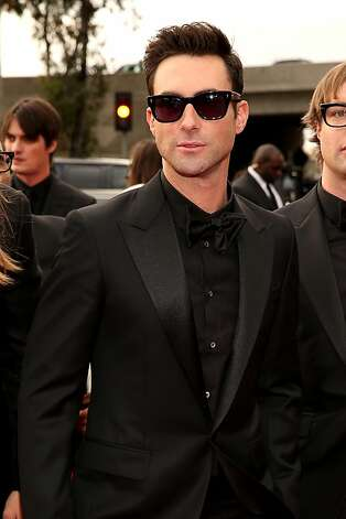 Worst: Adam Levine, because perfection is so easily within your grasp. Not tonight. Photo: Christopher Polk, Getty Images For NARAS