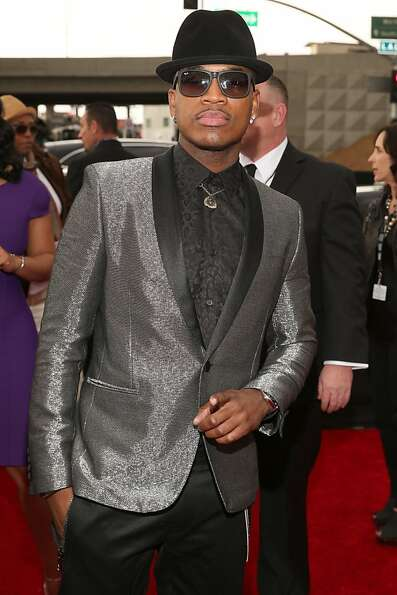LOS ANGELES, CA - FEBRUARY 10:   Singer Ne-Yo attends the 55th Annual GRAMMY Awards at STAPLES Cente