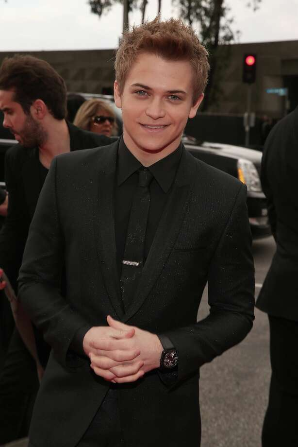 Singer Hunter Hayes attends the 55th Annual GRAMMY Awards at STAPLES Center on February 10, 2013 in Los Angeles, California. Photo: Christopher Polk, Getty Images For NARAS / 2013 Getty Images
