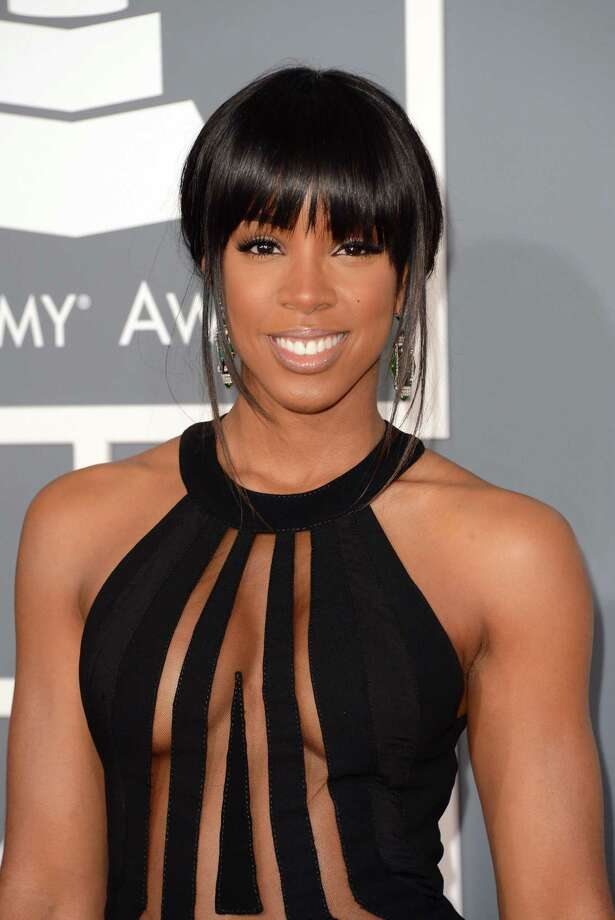 Best: You're totally going to detention for that dress, Kelly Rowland.  Photo: Jason Merritt, Getty Images / 2013 Getty Images