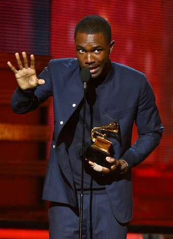 Frank Ocean Wins Best Urban Contemporary Album: