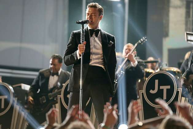 Justin Timberlake Returns: