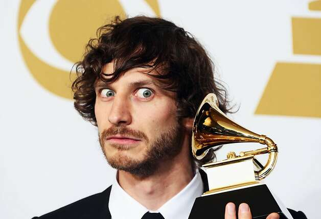 Gotye wins record of the year: