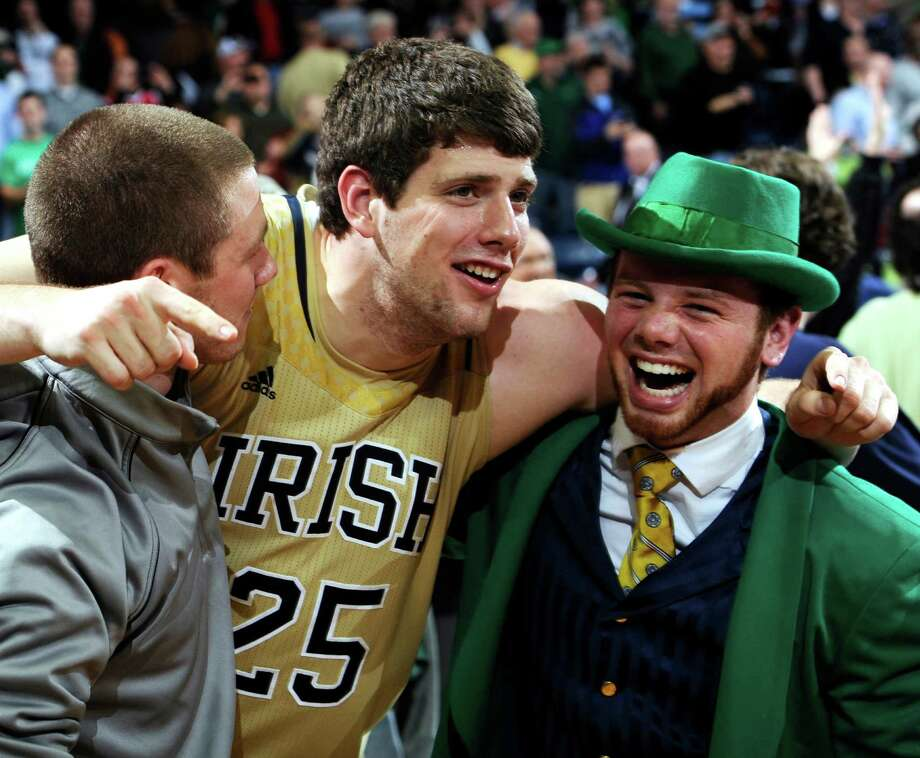 ACCNotre Dame (all sports except football) Photo: Joe Raymond, FRE / FR25092 AP