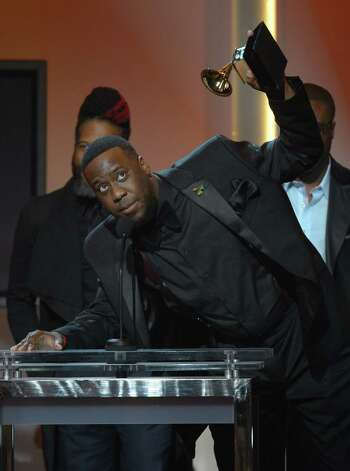 High School for the Performing and Visual Arts alum Robert Glasper and his ban