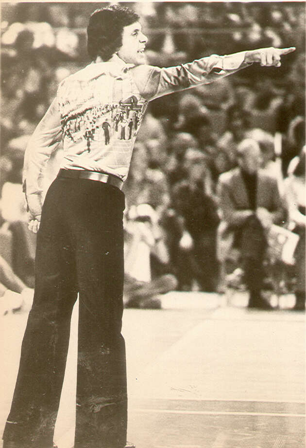 Back when Larry Brown was head coach of the ABA Denver Nuggets he made the mistake of saying the only thing he liked about San Antonio was the guacamole. Their next game in San Antonio saw Bums pelting brown with avocados. It was after all 10-cent beer night. Photo: Express-News