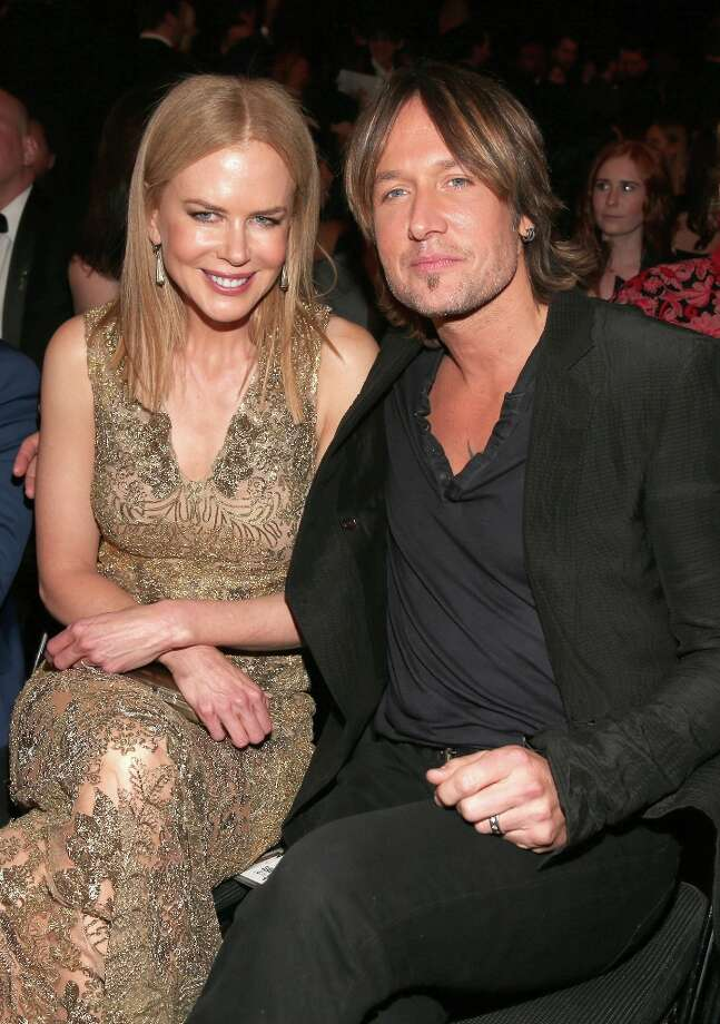 LOS ANGELES, CA - FEBRUARY 10:  Actress Nicole Kidman (L) and singer Keith Urban attend the 55th Annual GRAMMY Awards at STAPLES Center on February 10, 2013 in Los Angeles, California. Photo: Christopher Polk, Getty Images For NARAS / 2013 Getty Images