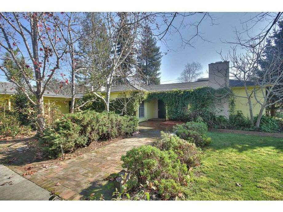 Palo Alto home asking $6.5 million is an opportunity to build new.