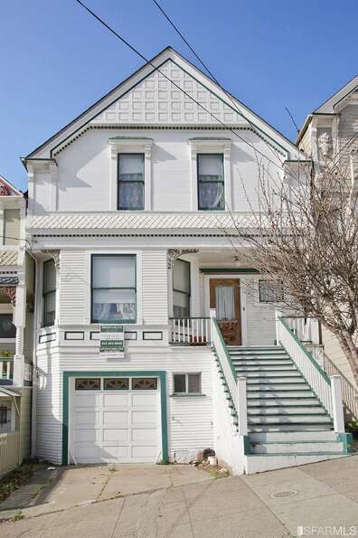 Noe Valley fixer asking just under $1.2 million.