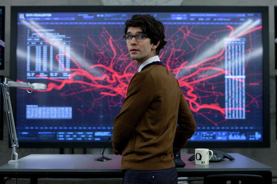 Ben Whishaw is Q in Metro-Goldwyn-Mayer Pictures/Columbia Pictures/EON Productions' action adventure SKYFALL.