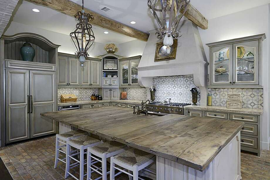 Butcher block countertops houston butcher block counters for Kitchen island houston