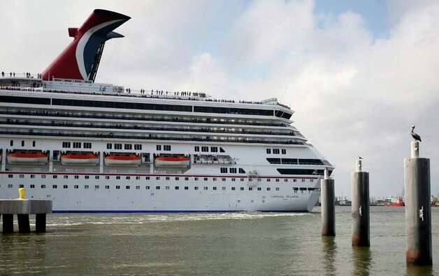 The Carnival Triumph Photo: Karen Warren / © 2012  Houston Chronicle