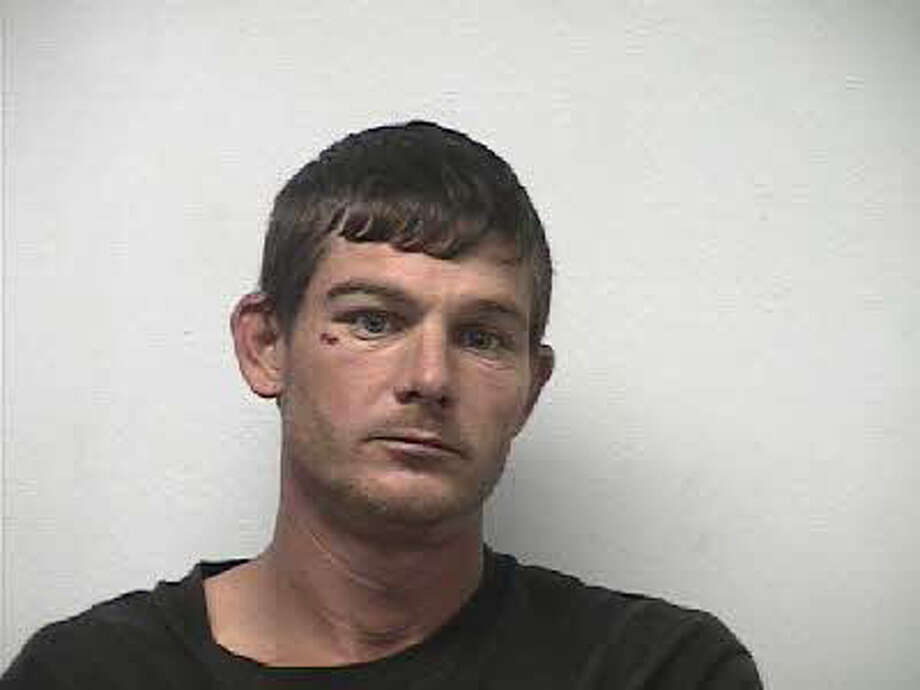 Hardin County Most Wanted, February 13, 2013 - Roger Dale Barton Jr. W/M, 33 Years of Age Wanted for Unauthorized Use of Vehicle, Last Known Address:  240 W. Ave. K,  Silsbee, Texas. Photo: Hardin County Sheriff's Office