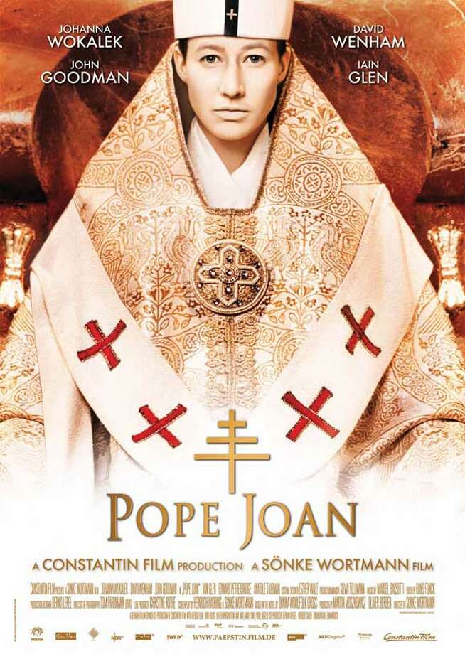 POPE JOAN (2009) - A German, British, Italian and Spanish team effort, this medieval epic tackles the legendary tale of the German-born woman who was believed to have reigned as the pontiff for a handful of years, a story dismissed as fiction but still taken as gospel by some. There was also a 1972 take on the story by the same name with Liv Ullmann in the lead role.