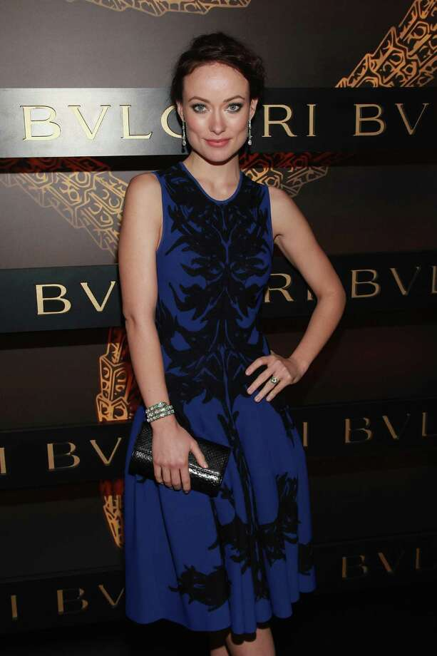 Actress Olivia Wilde attends Bulgari Celebrates Icons Of Style: The Serpenti during Fall 2013 Fashion Week at Bulgari Fifth Avenue on February 9, 2013 in New York City. Photo: Taylor Hill, Getty Images / 2013 Getty Images