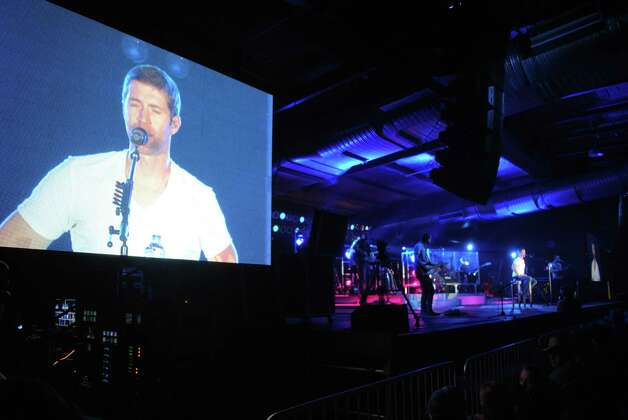 "Josh Turner Got the crowd off its feet Saturday Night at Nutty Jerry's. The ""Why Don't We Just Dance"" singer, had them singing along as he breezed through his hits and drove the ladies crazy. Turner definitely broke a lot of hearts when he reveled his wife was in the band. Nutty Jerry's still has a few big shows this year but have lined up an impressive roster of country music hit makers for next year including Little Big Town, Ronnie Dunn, and Trace Adkins. Photo: Amos Morale III"