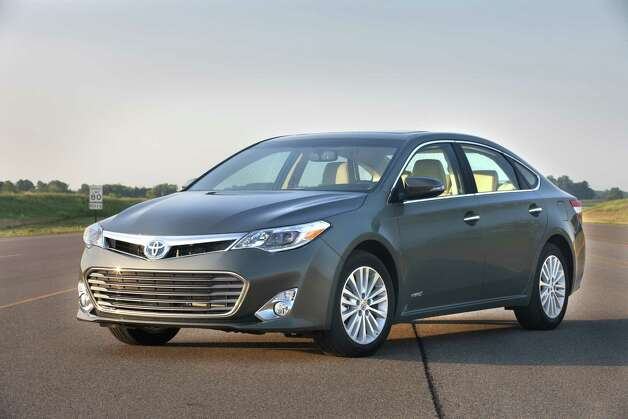 "Toyota Avalon Hybrid: The car comes with a luxury-like cabin and generous storage space, but it also has a  price tag of more than $30,000. What Edmunds says: ""With new features and a fresh look, the 2013 Toyota Avalon Hybrid should earn new respect as a top choice for a full-size hybrid sedan.""