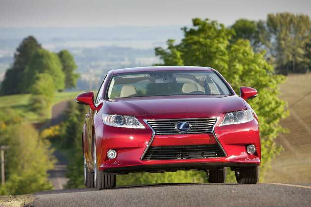 "Lexus ES 300H: Toyota took the technology of its Prius and paired it with its luxury package from Lexus. This is what came out of that marriage. What Edmunds says: ""The 2013 Lexus ES 300h represents a win-win combination of Toyota's fuel-sipping hybrid technology with Lexus' best-selling and greatly improved sedan.""