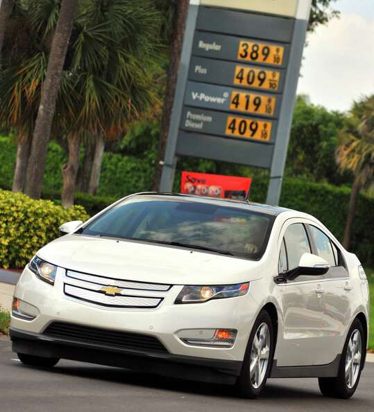 Chevrolet Volt: The Volt is one of the few hybrids with some brand recognition.